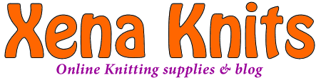 Logo Xenas Knitting & Sewing Supplies
