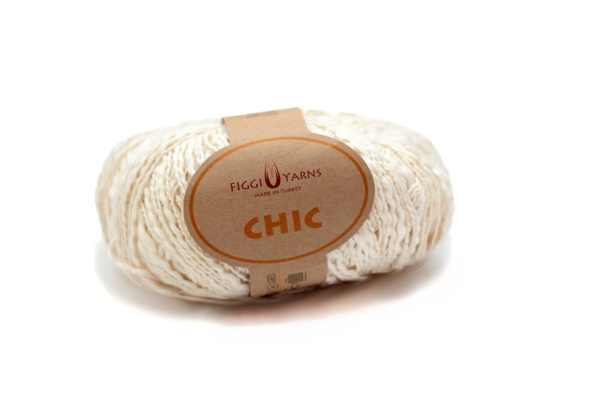 Natural Chic Cotton Yarn