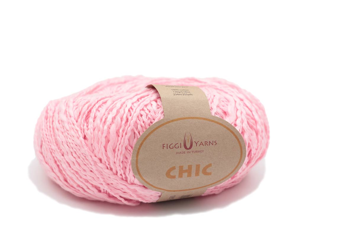 Marshmallow Flirt Chic Cotton Yarn