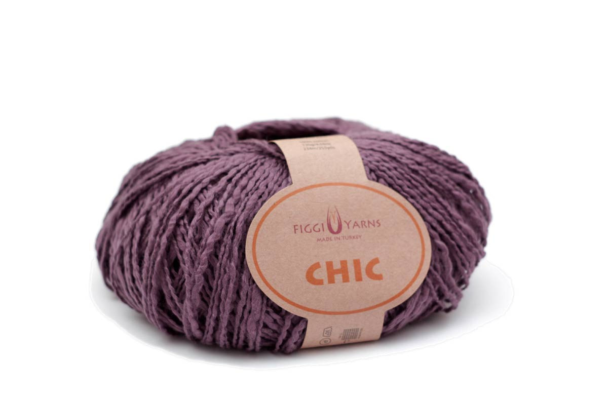 Mulberry Chic Cotton Yarn
