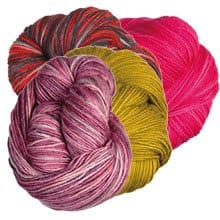 Silks & Silk Blend Yarns