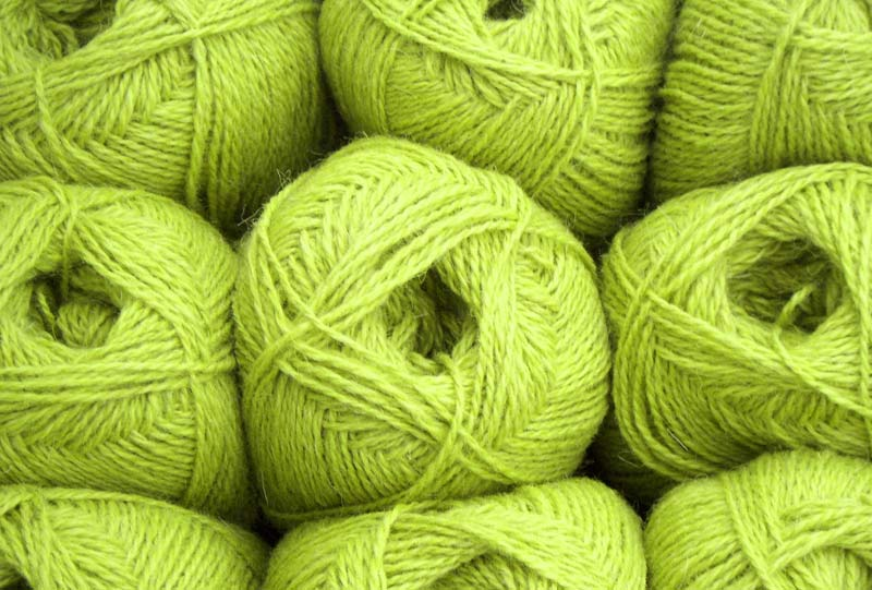 Pickled Lime Chilla Valley Alpaca yarn