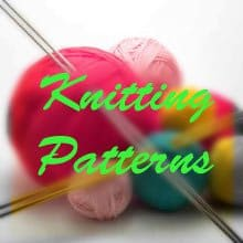 Hand knitting Patterns