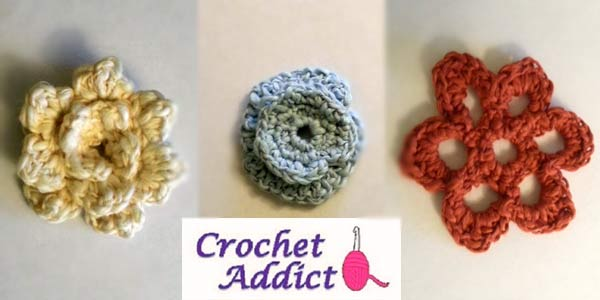 Free Crochet Patterns Chic Cotton yarn