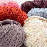 Pure luxurious Cotton yarns