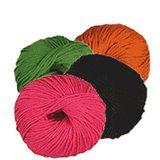 Wool Double Knit (DK)