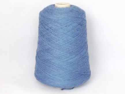 Azure Alpaca 4Ply Yarn coned
