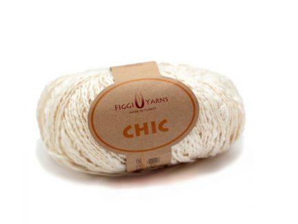 Chic Cotton Yarn Natural