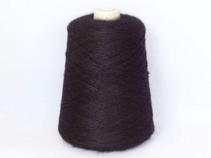 Noir Alpaca 4Ply Yarn Cone