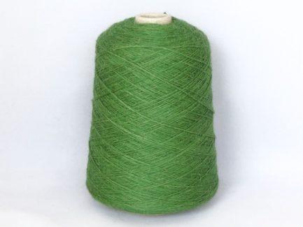 Parsley Alpaca 4Ply Yarn Cone