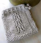 Yasemin Wash Mitt pattern
