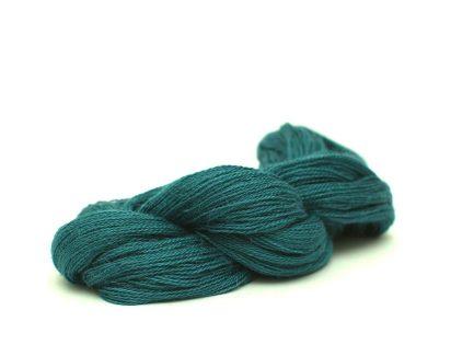 Nerida Teal Lace Weight Artisan Yarn 2394