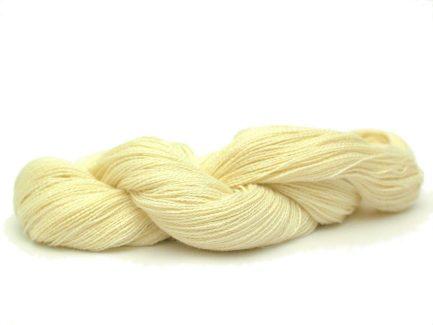 Natural lace yarn lace silk blend 2590