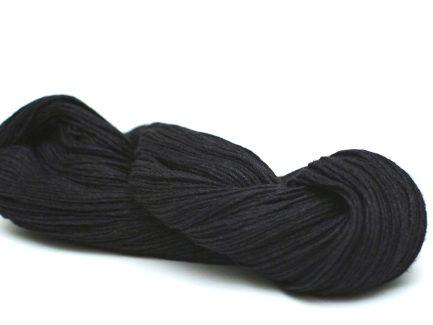 Black Yarn Silk Blend 2500