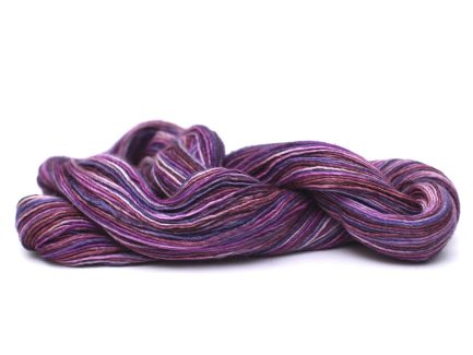 Violets Yarn Silk Blend Fino 9999